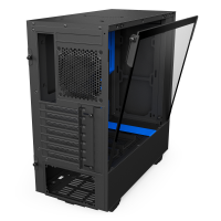 H500_Black Blue-no system-rear hinged glass