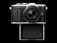 PEN_E-PL8_EZ-M1442IIR_black__Product_001