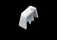 Razer PBT Keycaps [2019] Render v01 Mercury White