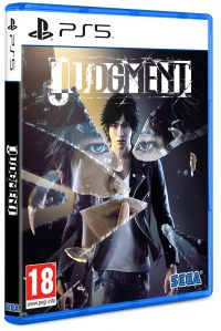 Judgment_PS5 Packshot_angled_PEGI