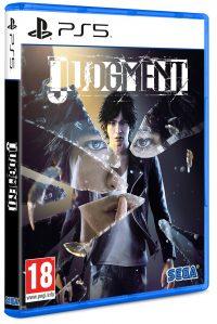 Judgment_PS5 Packshot_angled_PEGI
